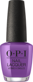 OPI Lacquer - #NLP35 Grandma Kissed a Gaucho - Peru Collection .5 oz