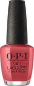 OPI Lacquer - #NLP38 My Solar Clock is Ticking - Peru Collection .5 oz