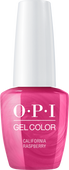 OPI GelColor - #GCL54 California Raspberry .5 oz