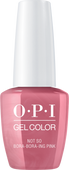 OPI GelColor - #GCS45 Not So Bora-Bora-ing Pink .5 oz