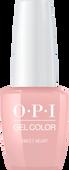 OPI GelColor - #GCS96 Sweet Heart .5 oz