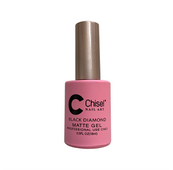 20% Off Chisel Liquid .5 oz - Black Diamond Matte Top Gel