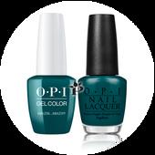OPI Duo - GCA64A + NLA64 - AMAZON...AMAZOFF .5 oz