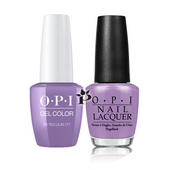OPI Duo - GCB29A + NLB29 - DO YOU LILAC IT? .5 oz