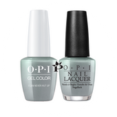 OPI Duo - GCF86A + NLF86 - I CAN NEVER HUT UP .5 oz