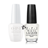 OPI Duo - GCH22A + NLH22 - FUNNY BUNNY .5 oz