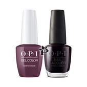 OPI Duo - GCH63A + NLH63 - VAMPSTERDAM .5 oz