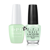 OPI Duo - GCH65A + NLH65 - THAT'S HULU-ARIOUS .5 oz