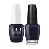 OPI Duo - GCI56 + NLI56 - SUZI & THE ARTIC FOX - Iceland Collection .5 oz