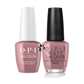 OPI Duo - GCI63 + NLI63 - REYKJAVIK HAS ALL THE HOT SPOTS - Iceland Collection .5 oz