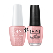 OPI Duo - GCL15 + NLL15 - MADE IT TO THE SEVENTH HILL! - Lisbon Collection .5 oz