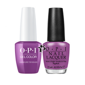 OPI Duo - GCN54A + NLN54 - I MANICURE FOR BEADS .5 oz