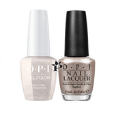 OPI Duo - GCN59A + NLN59 - TAKE A RIGHT ON BOURBON .5 oz