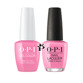 OPI Duo - GCP30 + NLP30 - LIMA TELL YOU ABOUT THIS COLOR! - Peru Collection .5 oz