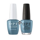OPI Duo - GCP33 + NLP33 - ALPACA MY BAGS - Peru Collection .5 oz
