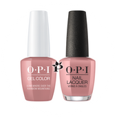 OPI Duo - GCP37 + NLP37 - SOMEWHERE OVER THE RAINBOW MOUNTAINS - Peru Collection .5 oz