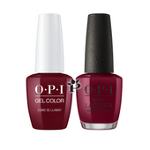 OPI Duo - GCP40 + NLP40 - COMO SE LLAMA? - Peru Collection .5 oz