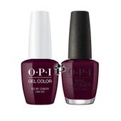 OPI Duo - GCP41 + NLP41 - YES MY CONDOR CAN-DO! - Peru Collection .5 oz