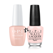 OPI Duo - GCS86A + NLS86 - BUBBLE BATH .5 oz
