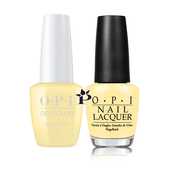 OPI Duo - GCT73A + NLT73 - ONE CHIC CHICK .5 oz