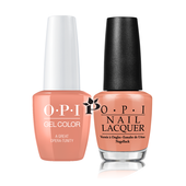 OPI Duo - GCV25A + NLV25 - A GREAT OPERA-TUNITY .5 oz