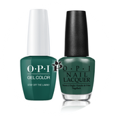OPI Duo - GCW54A + NLW54 - STAY OFF THE LAWN! .5 oz