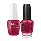 OPI Duo - GCW63A + NLW63 - OPI BY POPULAR VOTE .5 oz