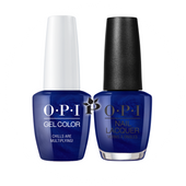 OPI Duo - GCG46 + NLG46 - CHILLS ARE MULTIPLYING! .5 oz