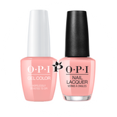 OPI Duo - GCG49 + NLG49 - HOPELESSLY DEVOTED TO OPI .5 oz