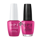 OPI Duo - GCG50 + NLG50 - YOU'RE THE SHADE THAT I WANT .5 oz