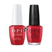 OPI Duo - GCG51 + NLG51 - TELL ME ABOUT IT STUD .5 oz