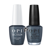 OPI Duo - GCG52 + NLG52 - DANNY & SANDY 4 EVER! .5 oz