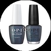 OPI Duo - HPJ03 + HRJ03 - COALMATES .5 oz