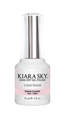 Kiara Sky Gel Polish .5 oz - #4000 Sugar Coated - Jelly Collection