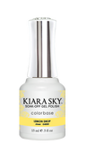 Kiara Sky Gel Polish .5 oz - #4005 Lemon Drop - Jelly Collection