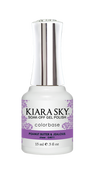 Kiara Sky Gel Polish .5 oz - #4011 Peanut Butter & Jealous - Jelly Collection