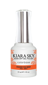 Kiara Sky Gel Polish .5 oz - #4012 Orange You Sweet - Jelly Collection