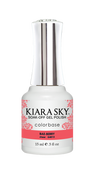 Kiara Sky Gel Polish .5 oz - #4013 Bae-berry - Jelly Collection