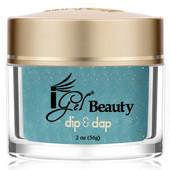 iGel Dip & Dap Powder 2oz - DD134 GUNBALL