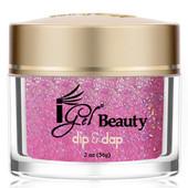iGel Dip & Dap Powder 2oz - DD141 BUBBLEGUM