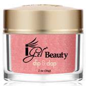 iGel Dip & Dap Powder 2oz - DD144 PINK CHAMPAGNE