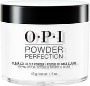 OPI Dipping Powders - #DP003 Clear Color Set Powder 1.5 oz