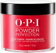 20% OFF - OPI Dipping Color Powders - #DPC13 Coca-Cola Red 1.5 oz