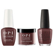 OPI COMBO 3 in 1 Matching - GCI54-NLI54-DPI54 That's What Friends are Thor