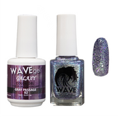 WAVE GALAXY 3 in 1 - DUO ONLY (GEL+ LACQUER) - #2 Gray Passage