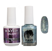 WAVE GALAXY 3 in 1 - DUO ONLY (GEL+ LACQUER) - #6 Pewter