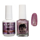 WAVE GALAXY 3 in 1 - DUO ONLY (GEL+ LACQUER) - #11 Boysenberry