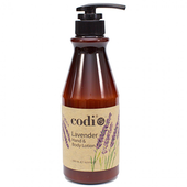 Codi Hand & Body Lotion - Lavender 25 oz - 750 ml