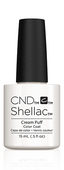 25% Off CND SHELLAC DOUBLE SIZE - #91744 Cream Puff - Box of 12 Bottles/.5 oz each