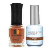 PERFECT MATCH Gel Polish + Lacquer - PMS231 BOHEMIA - Indie Fest Collection